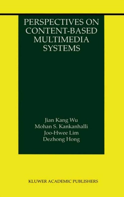 (ebook) Perspectives on Content-Based Multimedia Systems