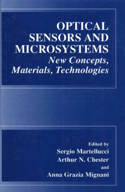 Optical Sensors and Microsystems