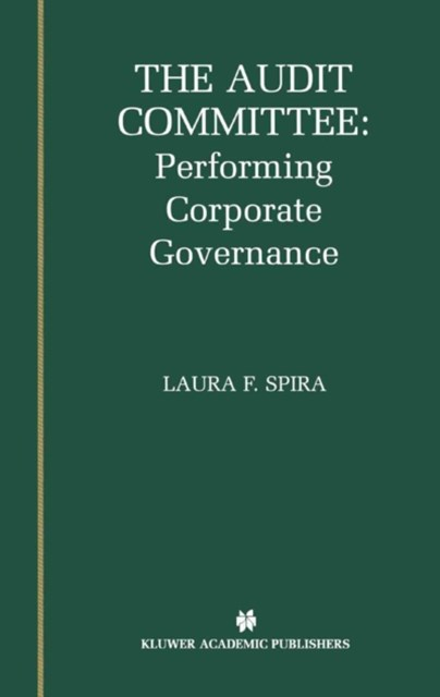 Audit Committee: Performing Corporate Governance