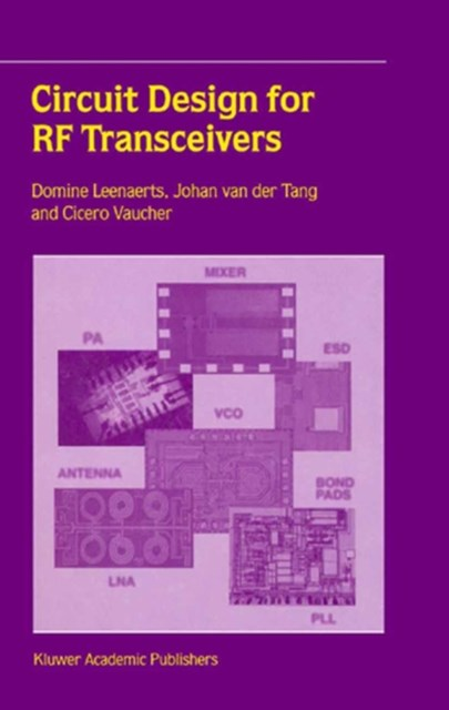 (ebook) Circuit Design for RF Transceivers