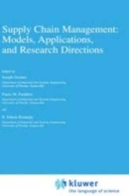 (ebook) Supply Chain Management: Models, Applications, and Research Directions