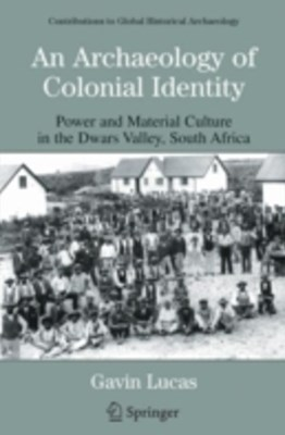 (ebook) Archaeology of Colonial Identity