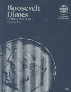 Coin Folders Dimes by  (9780307090294) - HardCover - Craft & Hobbies Antiques and Collectibles