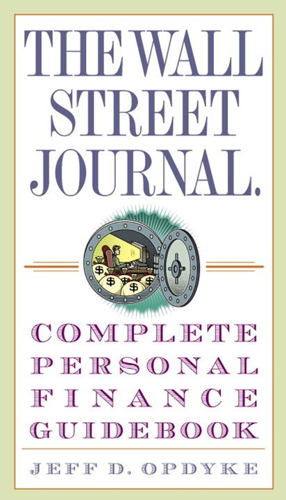 Wsj Complete Personal Finance