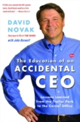 (ebook) Education of an Accidental CEO