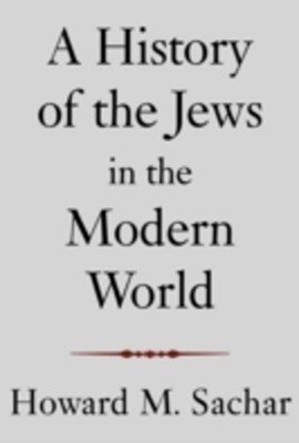 (ebook) History of the Jews in the Modern World