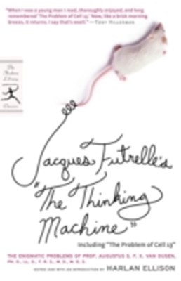 (ebook) Jacques Futrelle's &quote;The Thinking Machine&quote;