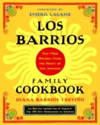 Los Barrios Family Cookbook