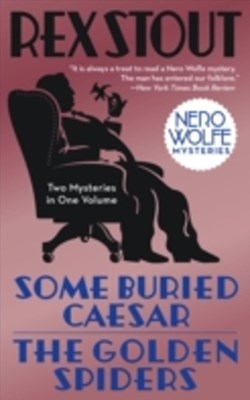 (ebook) Some Buried Caesar/The Golden Spiders