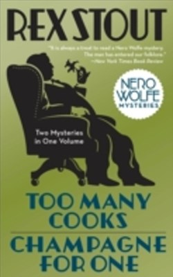 (ebook) Too Many Cooks/Champagne for One