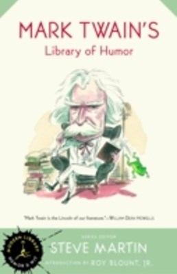 (ebook) Mark Twain's Library of Humor