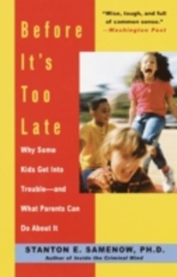 (ebook) Before It's Too Late
