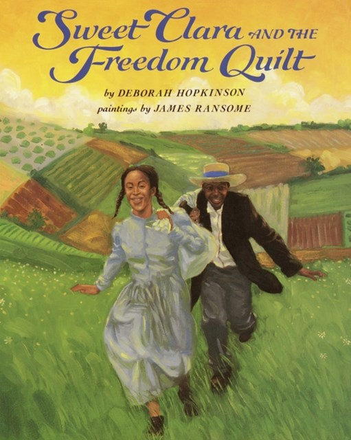 (ebook) Sweet Clara and the Freedom Quilt
