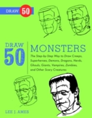 Draw 50 Monsters