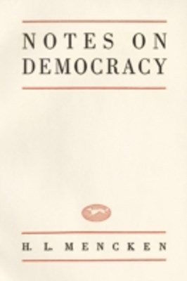 (ebook) Notes On Democracy