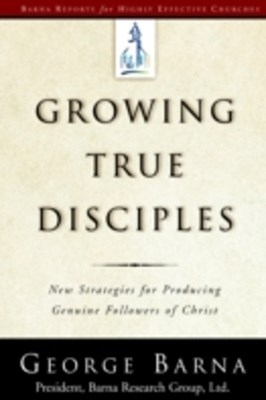 (ebook) Growing True Disciples