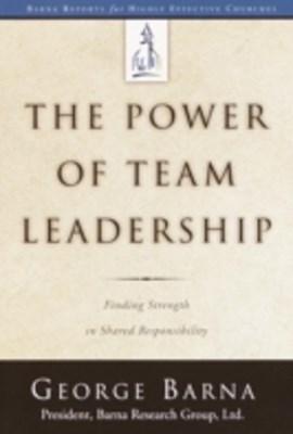 (ebook) Power of Team Leadership