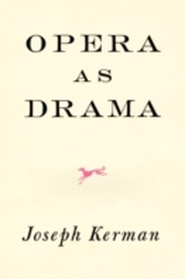 (ebook) Opera As Drama