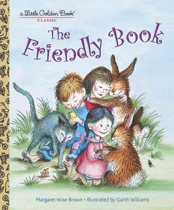 LGB The Friendly Book