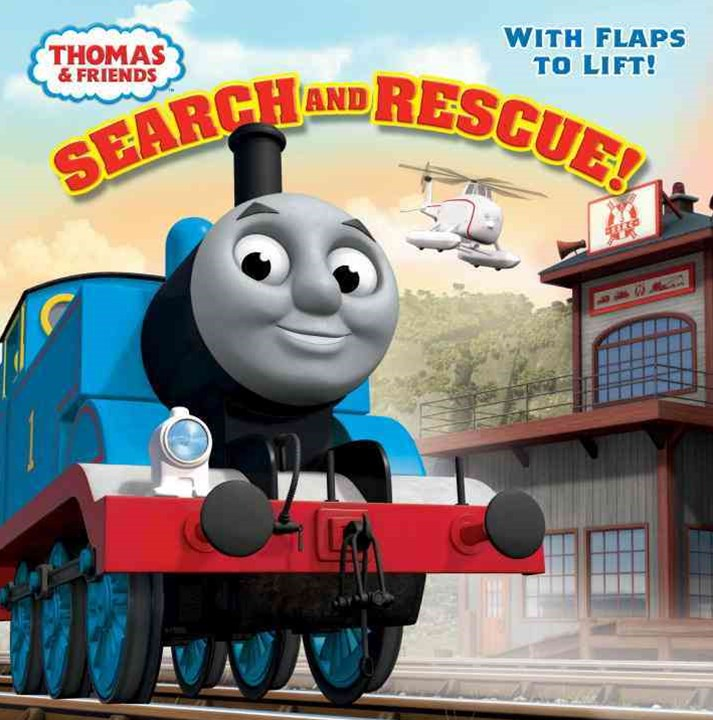 Search and Rescue! (Thomas and Friends)