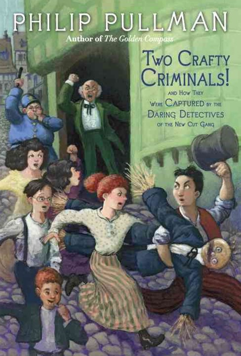 Two Crafty Criminals!