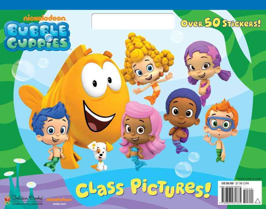 Class Pictures! (Bubble Guppies)