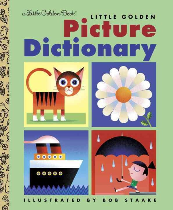LGB Little Golden Picture Dictionary