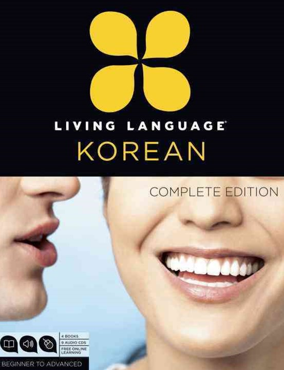 Living Language Korean, Complete Edition