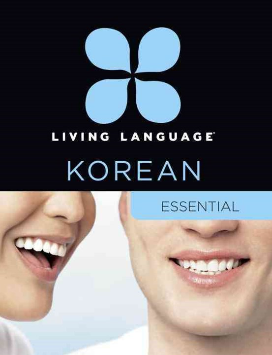 Living Language Korean, Essential Edition