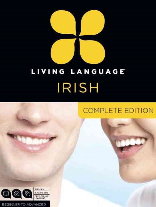 Living Language Irish Gaelic, Complete Edition