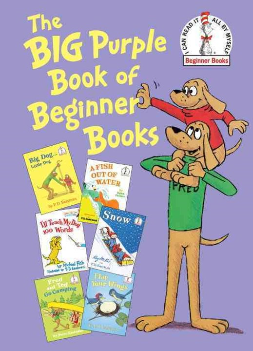 The Big Purple Book of Beginner Books