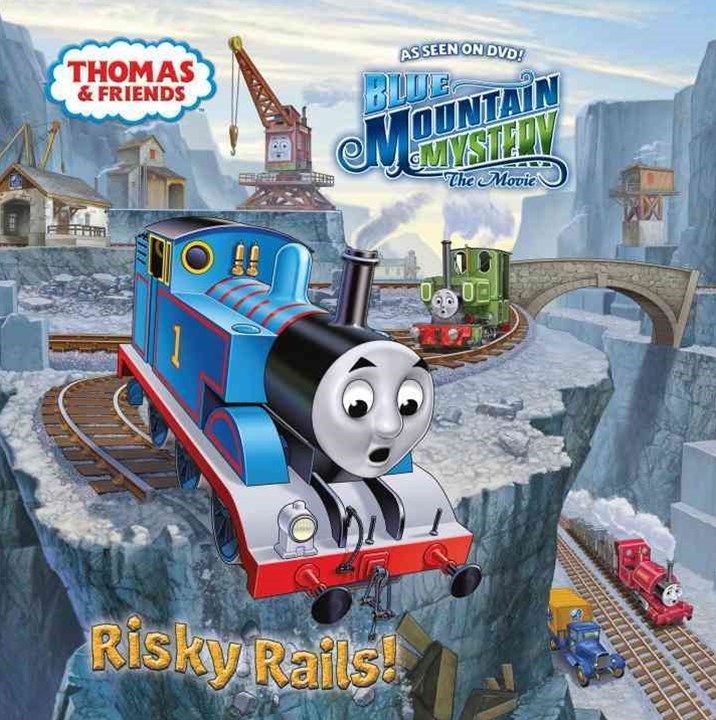 Risky Rails! (Thomas and Friends)