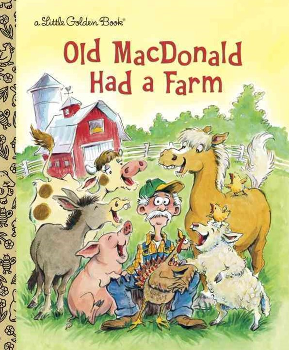 LGB Old Macdonald Had A Farm