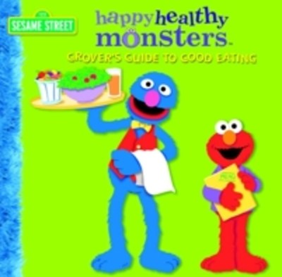 (ebook) Grover's Guide to Good Eating (Sesame Street)
