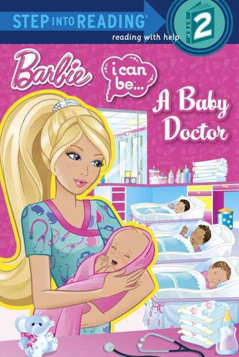 I Can Be... a Baby Doctor (Barbie)