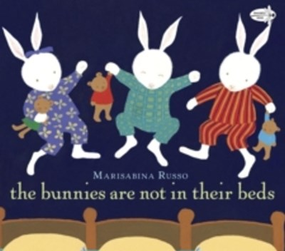 Bunnies Are Not in Their Beds