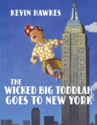 (ebook) Wicked Big Toddlah Goes To New York
