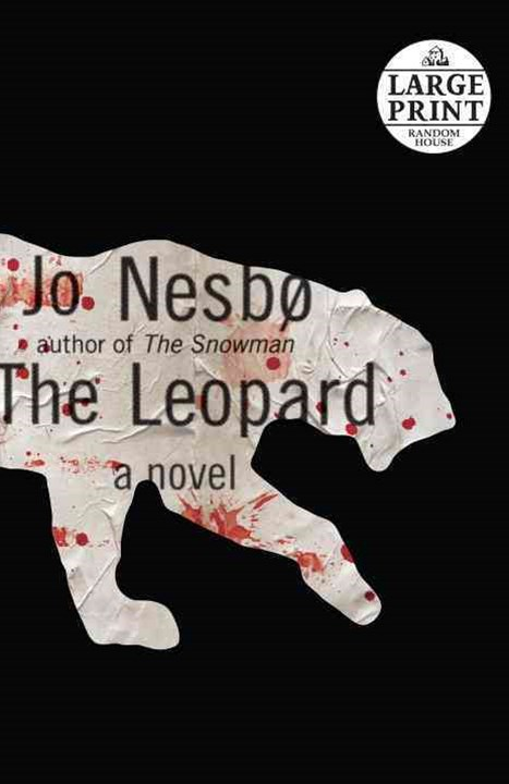 Large Print: The Leopard