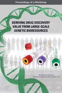 (ebook) Deriving Drug Discovery Value from Large-Scale Genetic Bioresources - Reference Medicine
