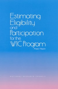 (ebook) Estimating Eligibility and Participation for the WIC Program - Reference Medicine