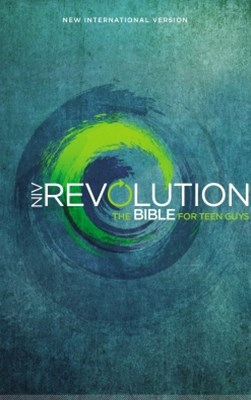 (ebook) NIV, Revolution Bible, eBook