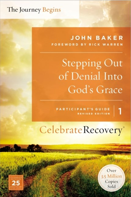 (ebook) Stepping Out of Denial into God's Grace Participant's Guide 1