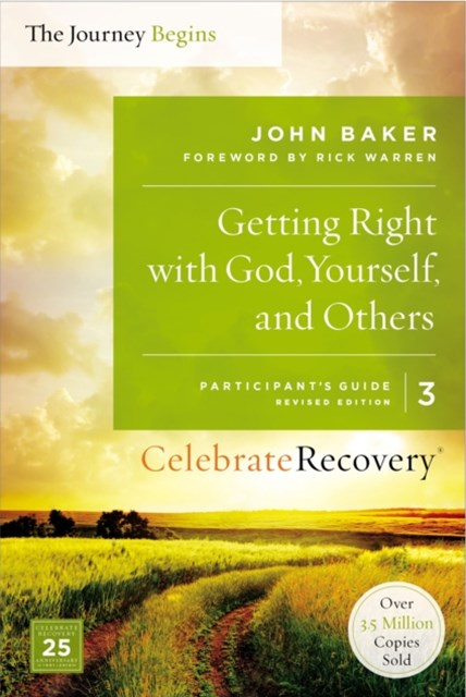 (ebook) Getting Right with God, Yourself, and Others Participant's Guide 3