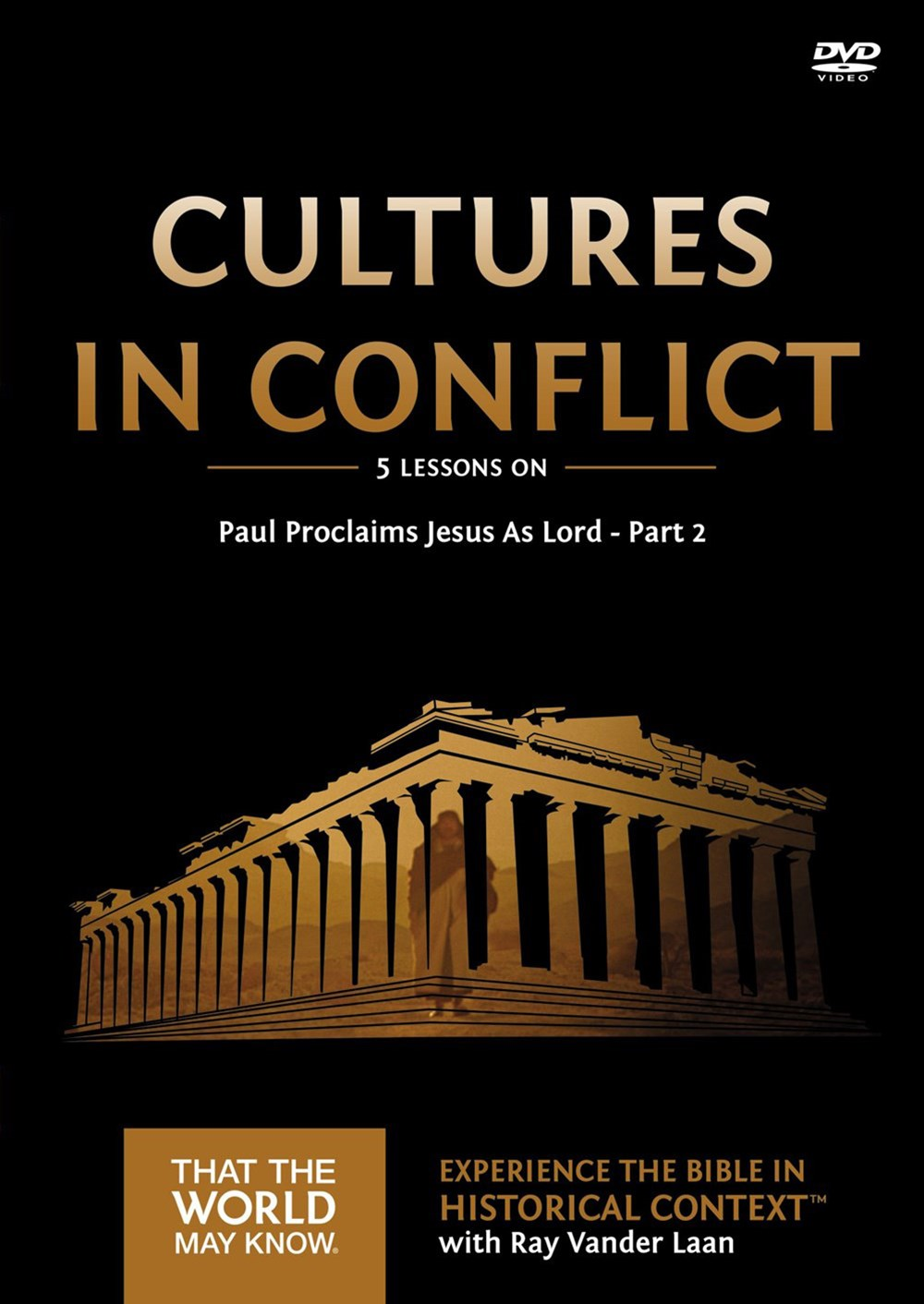 Cultures In Conflict Video Study: Paul Proclaims Jesus As Lord - Part 2