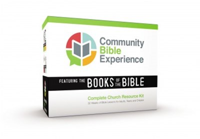 Community Bible Experience Complete Church Kit