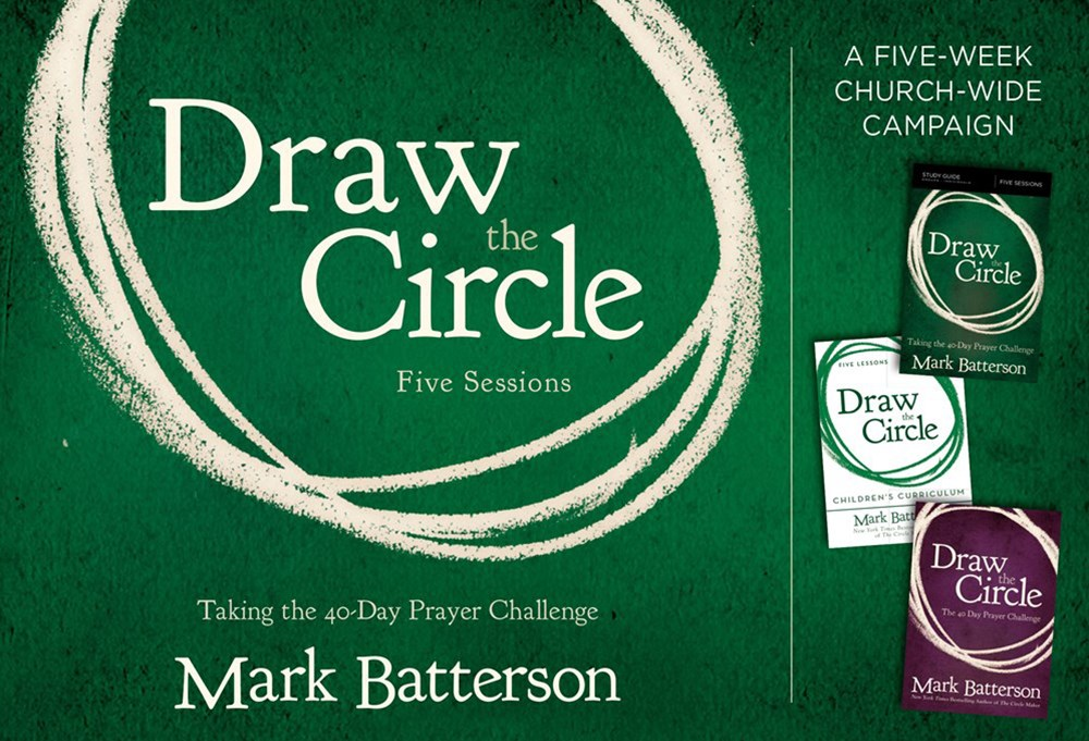 Draw the Circle Church Campaign Kit