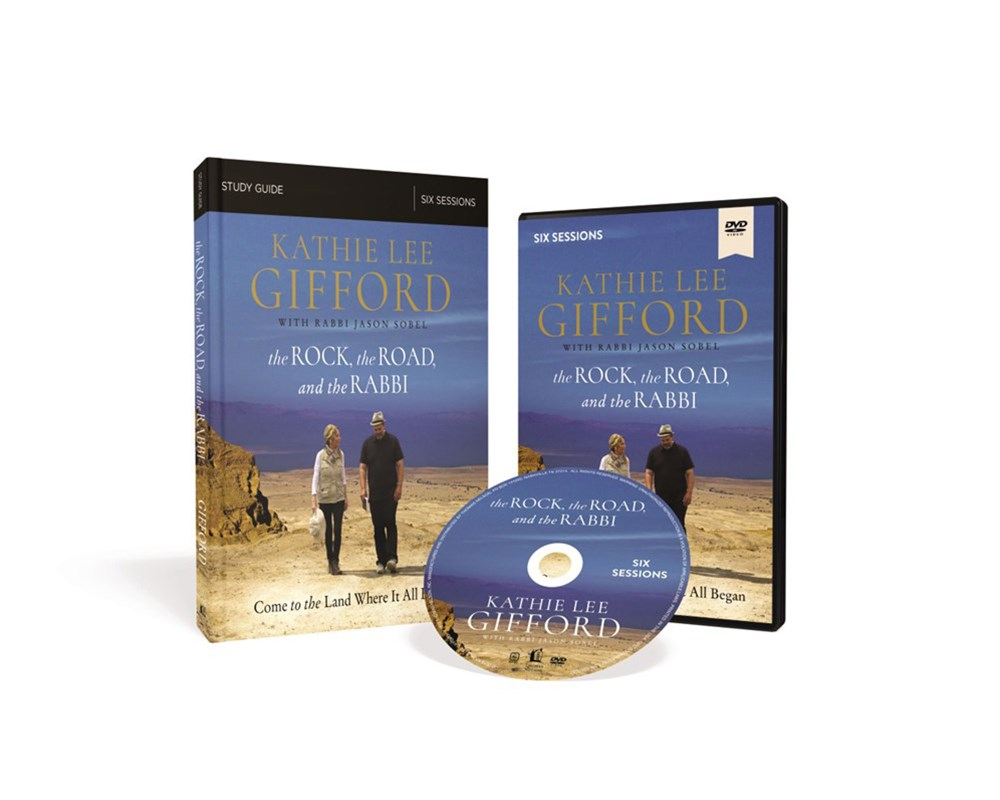 The Rock, The Road, And The Rabbi Study Guide With DVD: Come To The LandWhere It All Began