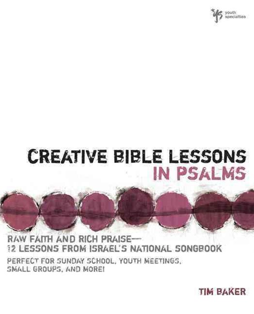 Creative Bible Lessons in Psalms
