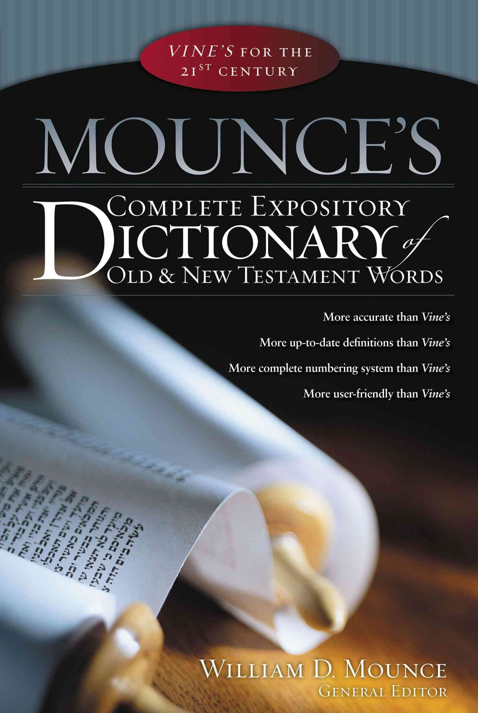 Complete Expository Dictionary of Old and New Testament Words