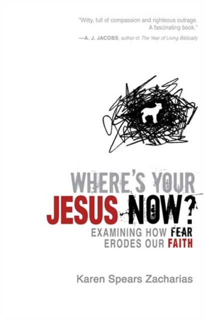 (ebook) Where's Your Jesus Now?